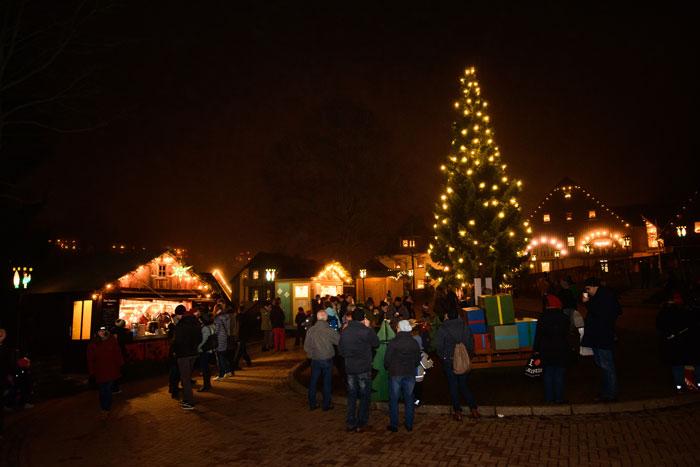 Seiffen Christmas market
